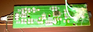rear liion protected charging circuit